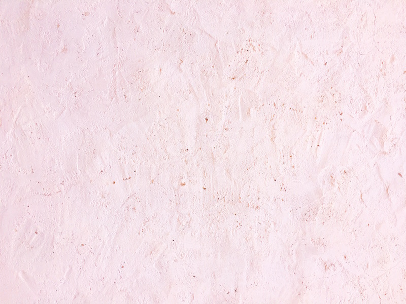 pale pink with some paint texture