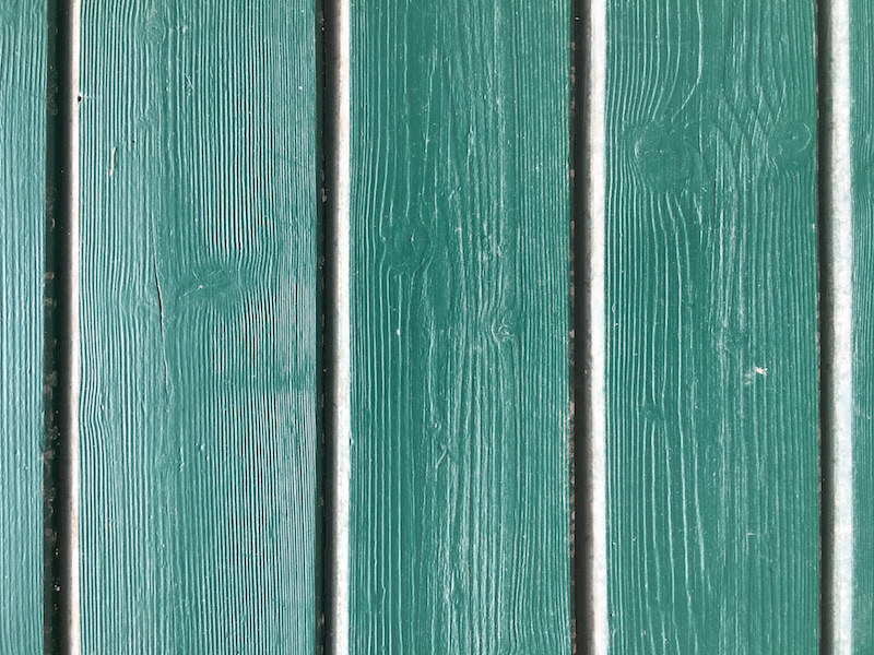 teal paint on wood texture